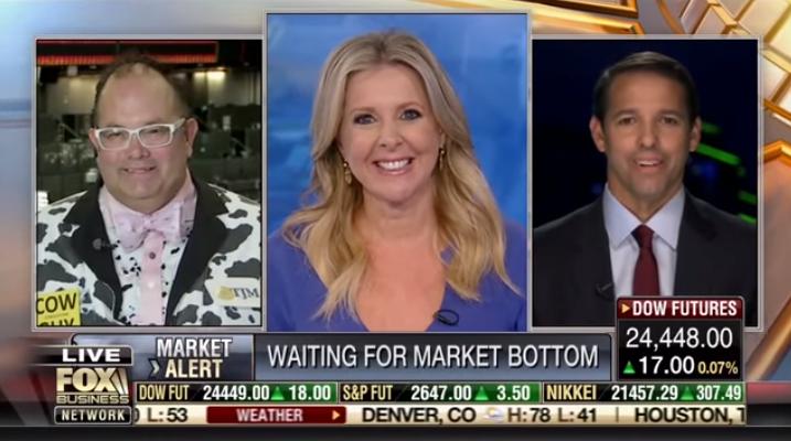 Ian King on FOX Business News: October 2018 Market Volatility