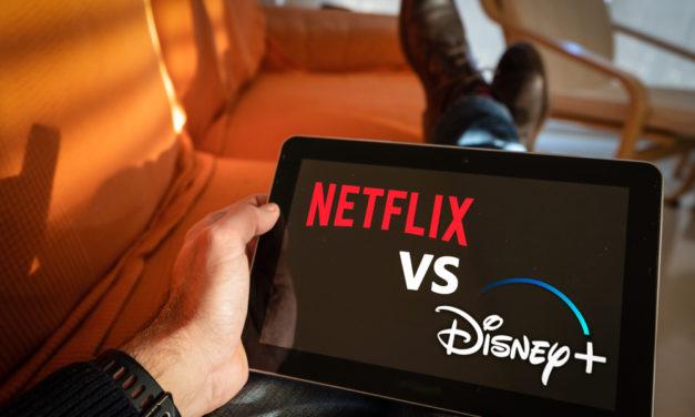Netflix vs. Disney+: Let the 2020 Streaming War Begin
