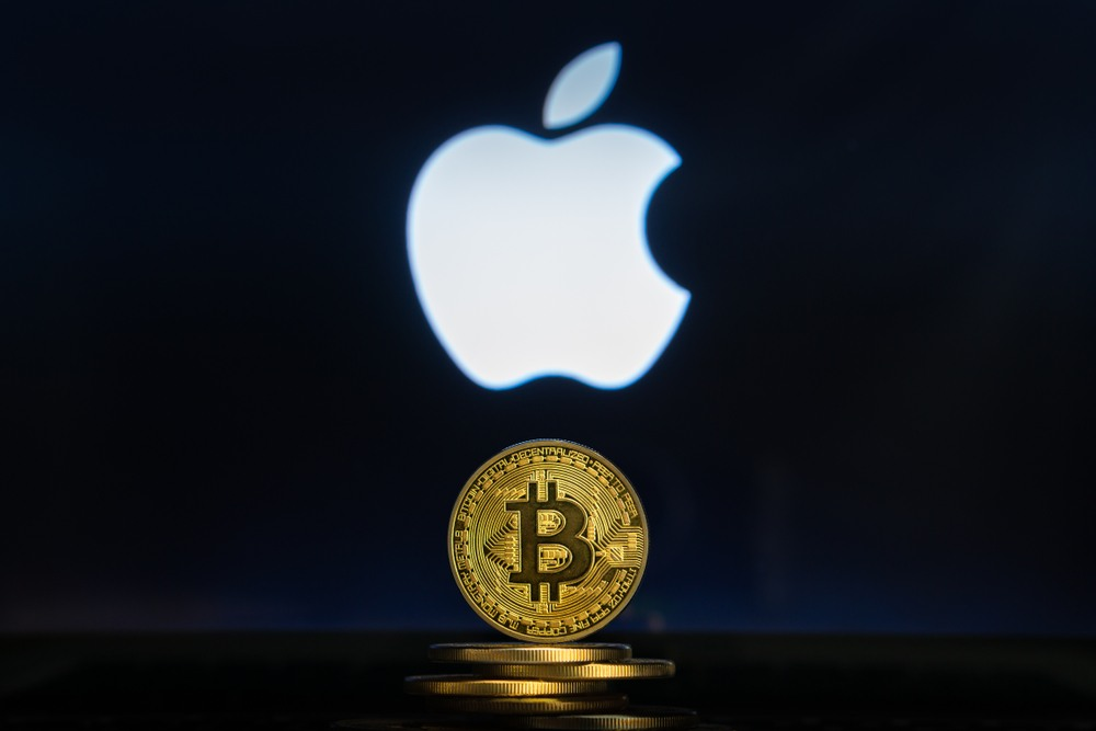 Breaking News: Apple Could Accept Cryptos Soon