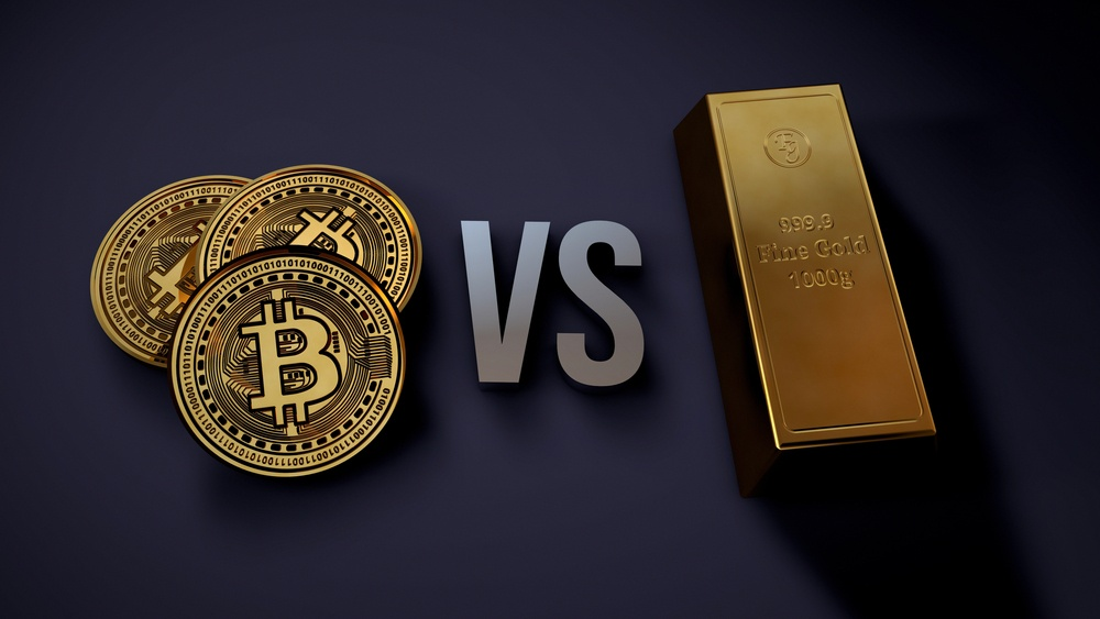 Are You Buying Bitcoin or Gold?