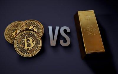 Bitcoin or Gold?